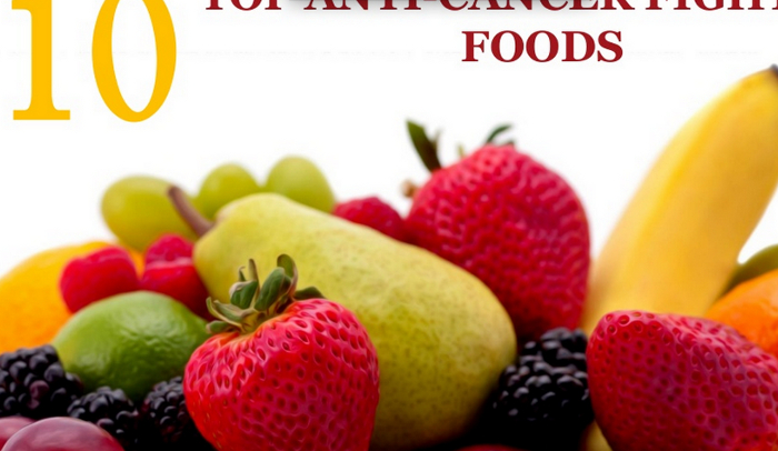 10 Foods that Fight Cancer