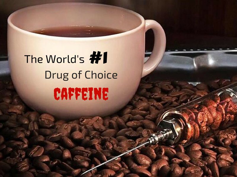 caffeine is a psycoactive drug