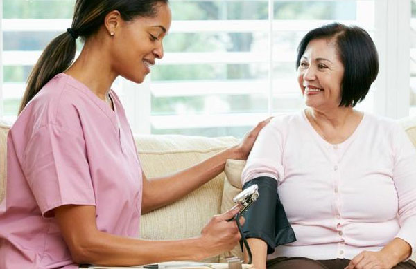 the impact of the history of high blood pressure in my family Personal stories of high blood pressure control  we also have a family history of high blood pressure—my parents, brother and sister all have it.