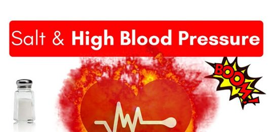 salt and high blood pressure