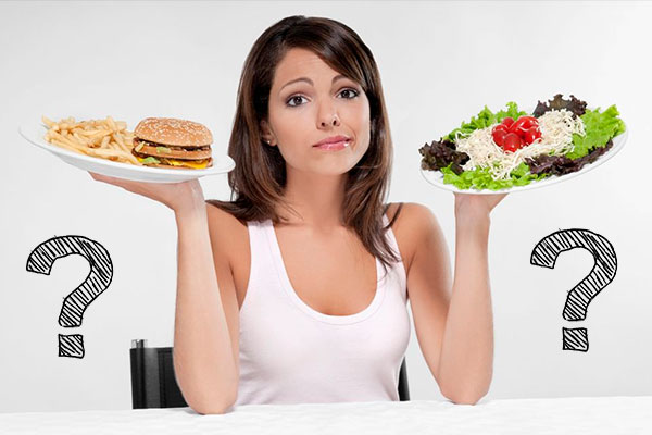 how to eat and not gain weight