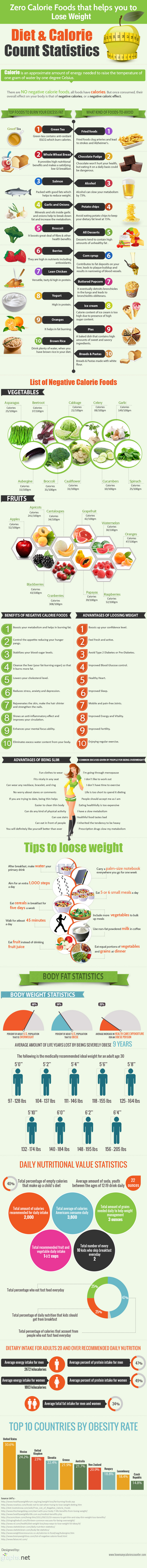 Calorie Counting for Weight Loss