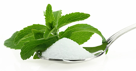 stevia - lower blood sugar