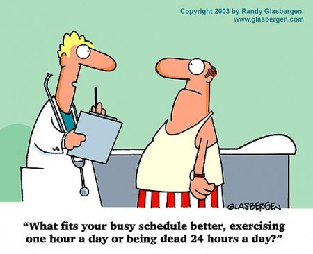 exercise-daily