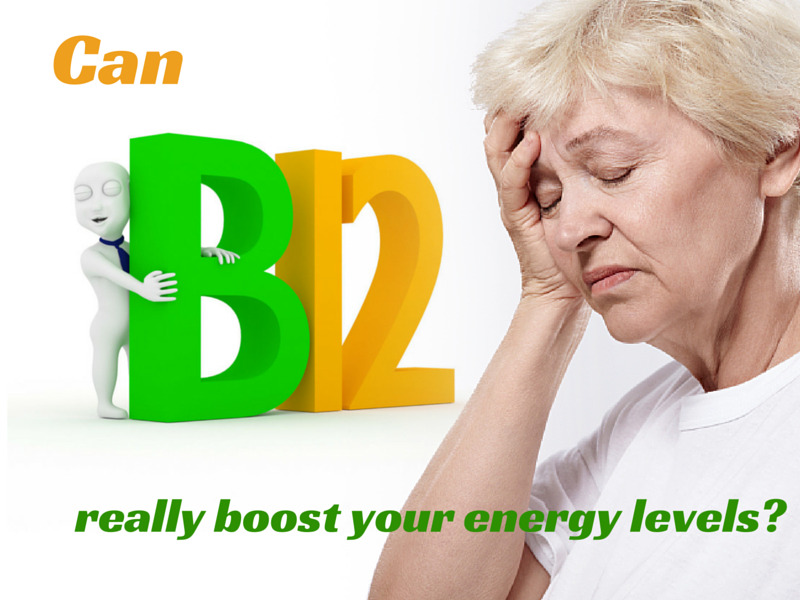 Can Vitamin B12 Increase energy Levels