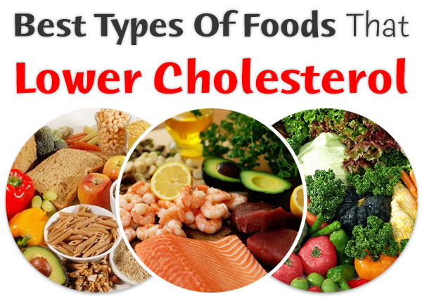 Best Foods To Lower Cholesterol And Blood Sugar