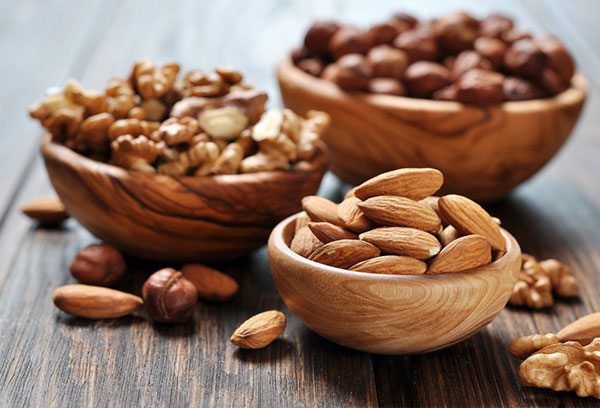 walnut-and-almonds