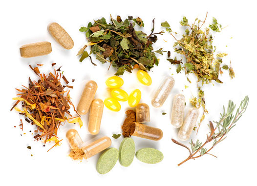 Herbs-Vitamins-and-Supplements-lower-cholesterol