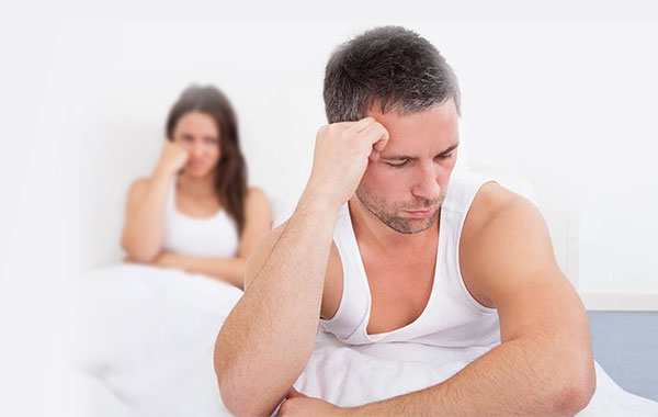 Anxiety Cause Low Testosterone