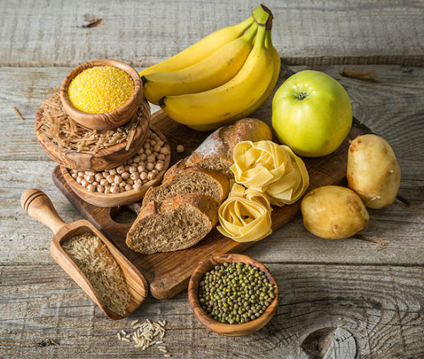 carbohydrate foods