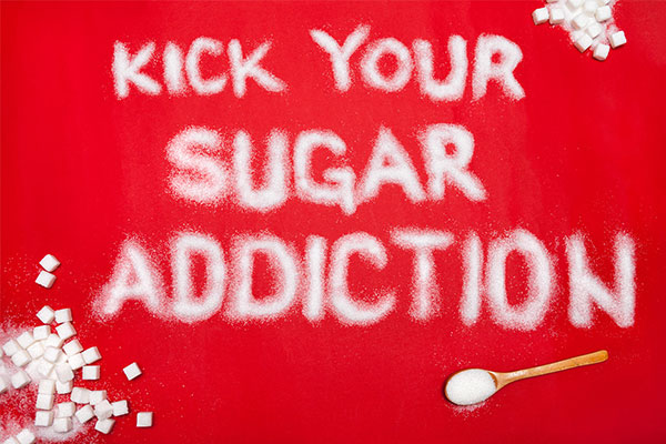 kick your sugar addiction