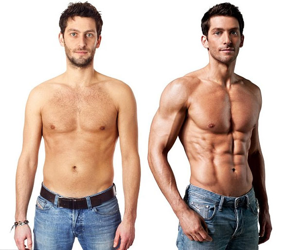 Lean men