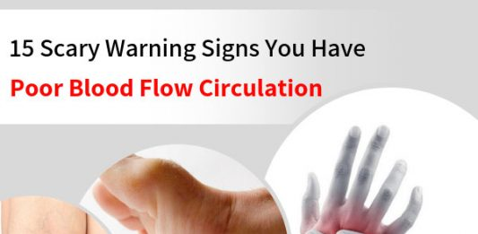 15 Scary Warning Signs You Have Poor Blood Flow Circulation That You Can't Ignore