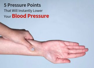 5 Pressure Points That Will Instantly Lower Your Blood Pressure
