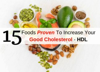 15 Foods Proven To Increase Your Good Cholesterol (HDL)