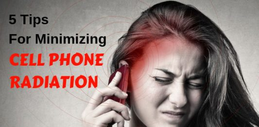 5 Proven & Easy Tips For Minimizing Cell Phone Radiation