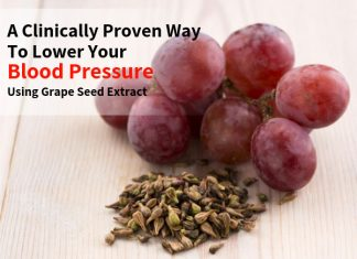 Clinically Proven Way To Lower Your Blood Pressure In Only 30 Days Using Grape Seed Extract
