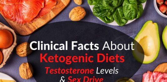 Clinical Facts About Ketogenic Diets, Testosterone Levels & Sex Drive