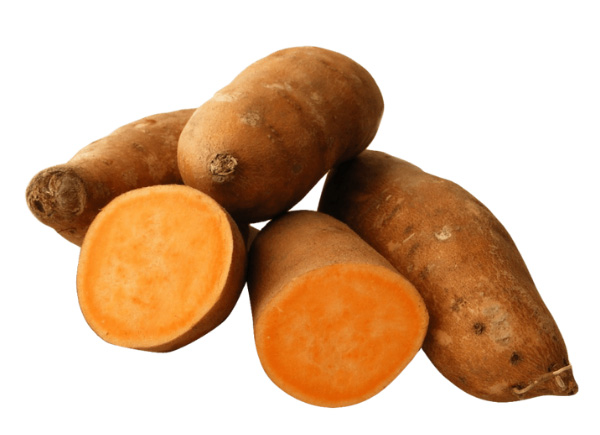 yams - sweet potato