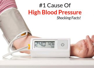 #1 Cause Of High Blood Pressure (Hypertension) - Shocking Facts!