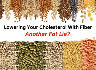 Lowering Your Cholesterol With Fiber - Another Fat Lie?