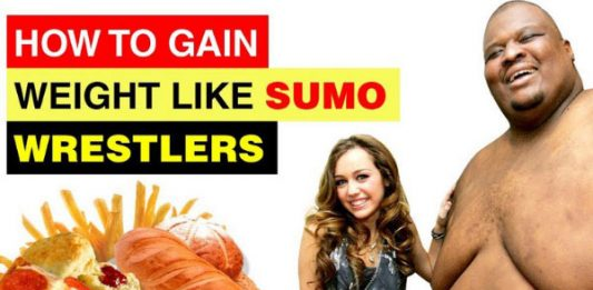 Sumo Wrestlers, Gaining Weight & Intermittent Fasting