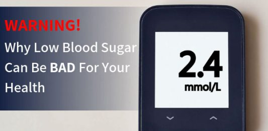 WARNING: Why Low Blood Sugar Can be Bad for Your Health
