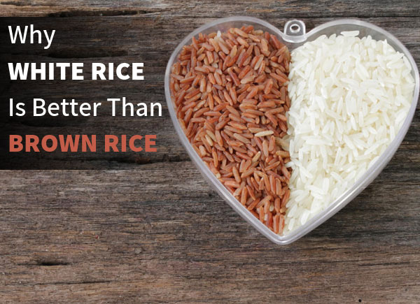 how to make brown rice better