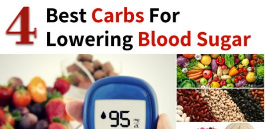 4 Best Carbs For Lowering Blood Sugar