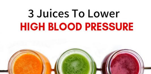 3 Juices Clinically Proven To Lower High Blood Pressure & Hypertension