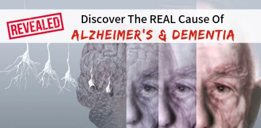 Revealed: Discover The REAL Cause Of Alzheimer's & Dementia