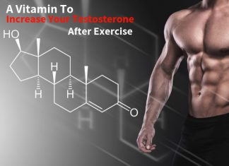 A Vitamin That's Clinically Proven To Increase Your Testosterone After Exercise