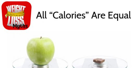 "All ""Calories"" Are Equal"