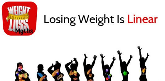 Losing weight is linear