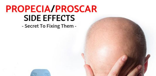 Propecia/Proscar (finasteride) Side Effects - Secret To Fixing Them