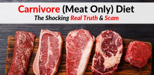 Carnivore (Meat Only Diet) The Shocking Real Truth & Scam