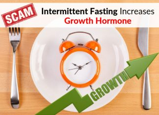 Intermittent Fasting Increases Growth Hormone