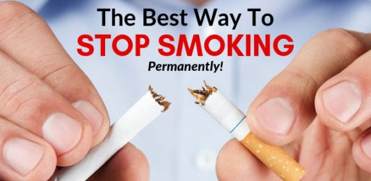 The Best Way To Stop Smoking, Permanently