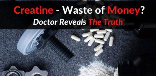 Creatine - Waste of Money? Kidney Damage? Doctor reveals the truth