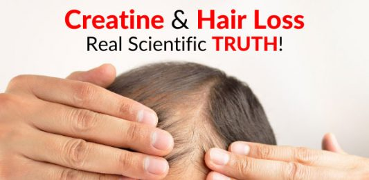 Creatine & Hair Loss - Real Scientific TRUTH!