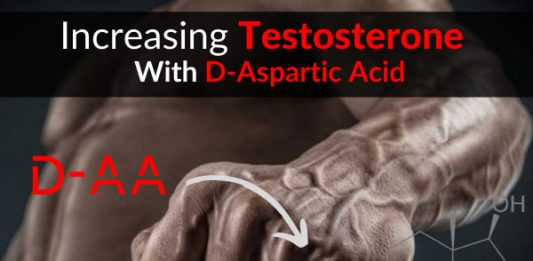 Increasing Testosterone With D-Aspartic Acid - Research Reveals Truth