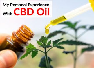 My Personal Experience With CBD Oil