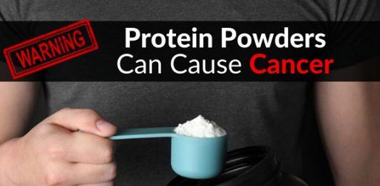 WARNING: Protein Powders Can Cause Cancer