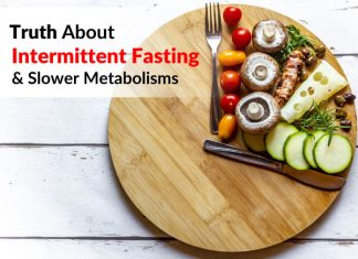 Truth About Intermittent Fasting & Slower Metabolisms
