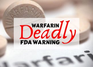 Warfarin's (Coumadin/Jantoven) Deadly FDA Warning – View This Now