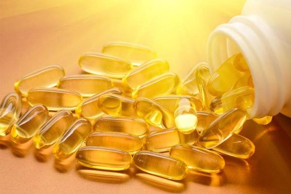 Vitamin-D-capsule