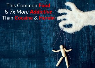This Common Food Is 7x More Addictive Than Cocaine & Heroin