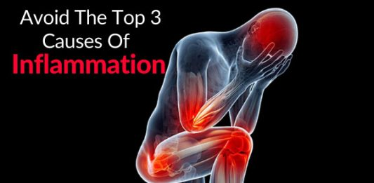 Avoid The Top 3 Causes Of Inflammation (Clinically Proven)