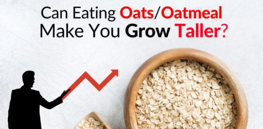 Can Eating Oats/Oatmeal Make You Grow Taller?
