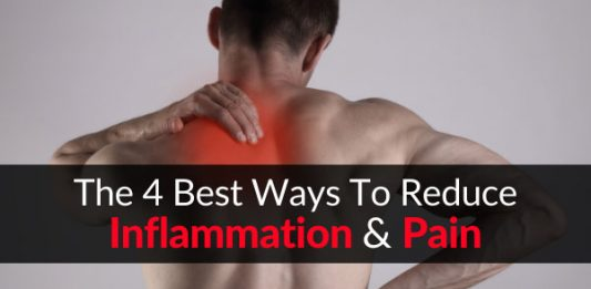 The 4 Best Ways To Reduce Inflammation & Pain